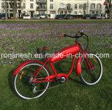 Fiets van de Kruiser 250With350With500W van het Strand van de Tijd van de bijl de Oude Retro Klassieke Uitstekende Elektrische/Elektrische Fiets Bike/E Bicycle/E/Pedelec, de Dubbele VoorSchok En15194, Ce van W