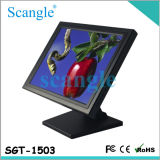 5 POS van de draad Weerstand biedende Monitor sgt-1503 van het Scherm van de Aanraking