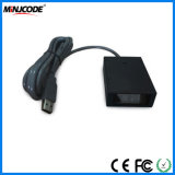 2D Module de lecture de code barres de CCD, scanner fixe de support, écran Mj2280 de lecture de CCD encastré par scanner de code barres