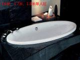 Baño de estilo redondo Flushbonading remojo bañera (324)