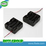 La batteria per Cr2025 impermeabilizza la batteria della cassetta portabatterie aa