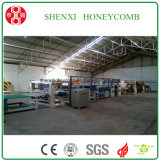 Machine complète de nid d'abeilles de Shenxi