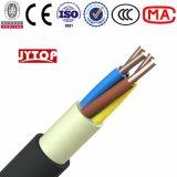 Kable N2xs2y Cable de alimentación, cable de cobre, aislamiento de XLPE, PE tubo, VDE 0276-620 Aprobado