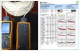 Cable del audio del conector de cable de la comunicación de cable de datos del cable del cable CAT6/Computer de la red de cable del LAN