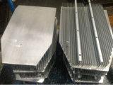 Cnc-maschinell bearbeitender Aluminiumkühlkörper für LED-Lampe