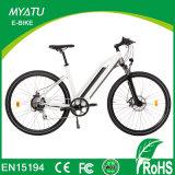 [ليثيوم بتّري] درّاجة كهربائيّة مع خطوة كلّيّا أطر