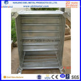 Pallet de caixa de aço tipo placa para vendas (EBILMETAL-SBP)