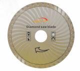 Het turbo Scherpe Blad van de Diamant met beschermt Tanden