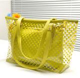 OEM Custom Printing Sacola de compras de PVC de alta qualidade