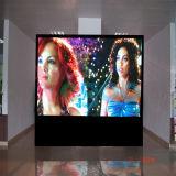 Pantalla de visualización a todo color de interior perfecta de LED del efecto P6 de la visión