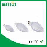Luz verde-oliva do milho do diodo emissor de luz do projeto 50W 2700lm do baixo preço
