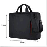 Bolsa da pasta do mensageiro do caderno do saco de ombro do portátil de 15.6 polegadas