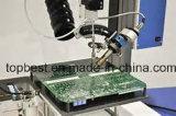 Máquina de alimentação eficiente do robô de soldadura automática da fonte