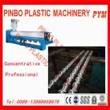 Tornillo y barril para máquinas de soplado de película de plástico PVC PE