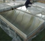 Het Blad van het aluminium voor Decoratie 1050, 1060, 1100, 3003, 5052, 6061, 7075, 8011)