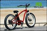 عمليّة بيع حارّ سمين إطار العجلة [48ف] [500و] شاطئ/ثلج/جبل درّاجة كهربائيّة