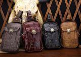 Sacchetto di mano del piccolo sacchetto della cassa di alta qualità singolo per gli uomini
