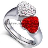 316 Joyería de moda del anillo de la joyería del acero inoxidable