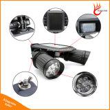 14 Bewegungs-Fühler-angeschaltenes Solarlicht LED-wasserdichtes PIR, LED-Solarlicht-Garten-Sicherheits-Lampen-im Freienstraßenlaterne