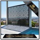 Comitato perforato della rete fissa dell'alluminio decorativo con lo schermo esterno