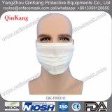 Masque protecteur chirurgical non-tissé remplaçable, masque protecteur chirurgical, 3ply avec Earloop ou relations étroites