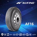 Neumático 11r24.5 del carro de Aufine de la alta calidad con todo el Certifacates
