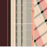 100%Polyester는 침구 세트를 위한 격자 Pigment&Disperse에 의하여 인쇄된 직물을 경사했다