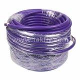 Câble fibre optique d'intérieur du faisceau Om4 24 violet