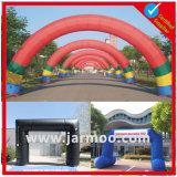 Напольная арка PVC случаев брезента