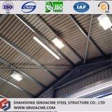 Sinoacmeは鉄骨フレームの金属の構造の倉庫を組立て式に作った