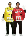 Classics M&M'S Couples Costumes (CPGC7005X)