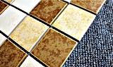 Mattonelle di mosaico rustiche della porcellana a Foshan
