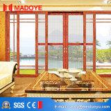 Estándar australiano puertas correderas de aluminio con cristal Low-E residencial