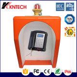 Aço inoxidável proteção contra explosão pesado para o túnel de Telefone /Mine Knex1
