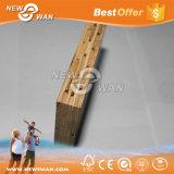 Film beschichtete Bambus-Shuttering Furnierholz für Aufbau-Gebrauch