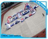Parque comercial da água de Infloating do parque do Aqua do PVC para a venda