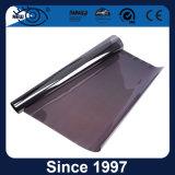 Visibilité à sens unique de protection auto-adhésive construisant le film solaire de teinte de guichet