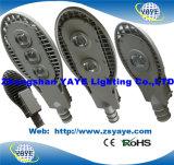 Yaye 18 Venta caliente Ce / RoHS 30W / 50W / 60W / 70W / 80W / 100W / 120W / 140W / 150W / 160W / 180W / 200W / 320W LED Luz de calle / con 10 años de experiencia de producción