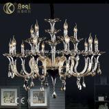 Heiße Verkaufs-Dekoration-Glasgefäß-Kristalllampe (AQ20034-10+5)