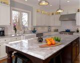 Estrutura de madeira armário de cozinha americana