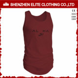 Hombre al por mayor ropa de la aptitud de la manera de gimnasio Singlets (ELTVI-5)