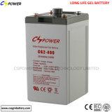nachladbare Gel-Batterie der langen Lebensdauer-2V300ah für Solar