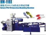 Roatry Máquina de plástico para la elaboración de TPU. Tr. Suela de PVC