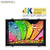 "Ultra pantalla 4k de la alta resolución 28 """
