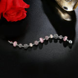 Braccialetto di fascino di alta qualità & monili dentellare dei braccialetti della CZ dei branelli di Murano