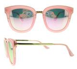 Óculos de sol de moda para óculos de sol polarizados para mulheres