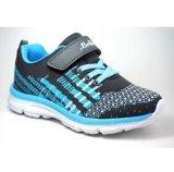 快適で新しいデザインによってはライトによって編まれるファブリックスポーツの靴が呼吸する