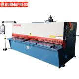 Scherende Machine van de Straal van de Schommeling van het Metaal van het Blad van QC12y 6X3200 E21s de Hydraulische met 6mm X 10FT
