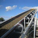 De Transportband van de RubberdieRiem van de Steen van Exct van Henan in Industrie van Mijnbouw wordt gebruikt