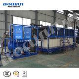 Utilização Industrial Focusun 10toneladas bloco directa máquina de gelo em África
